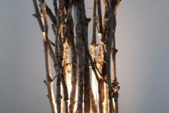 Decken- Leuchte by WoodArt