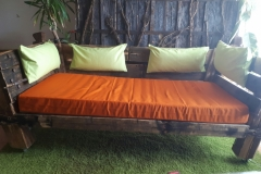 Sofa - Couch - Gästebett - ChillOutLounge