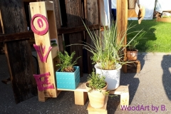 Blumenständer by WoodArt