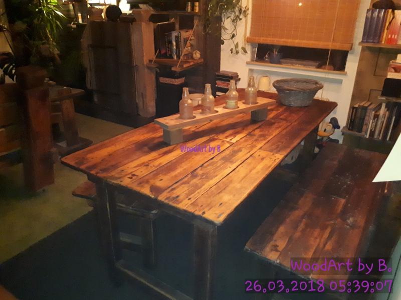 Essbereich bei WoodArt by B..