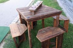 Sitzgruppe by WoodArt