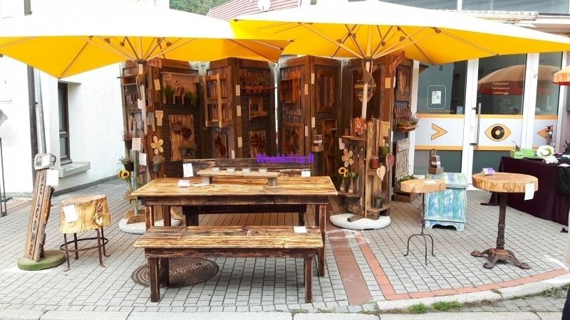Kunsthandwerkermarkt Nagold Oktober 2016