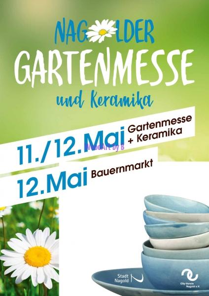 Gartenmesse und Keramika 2019