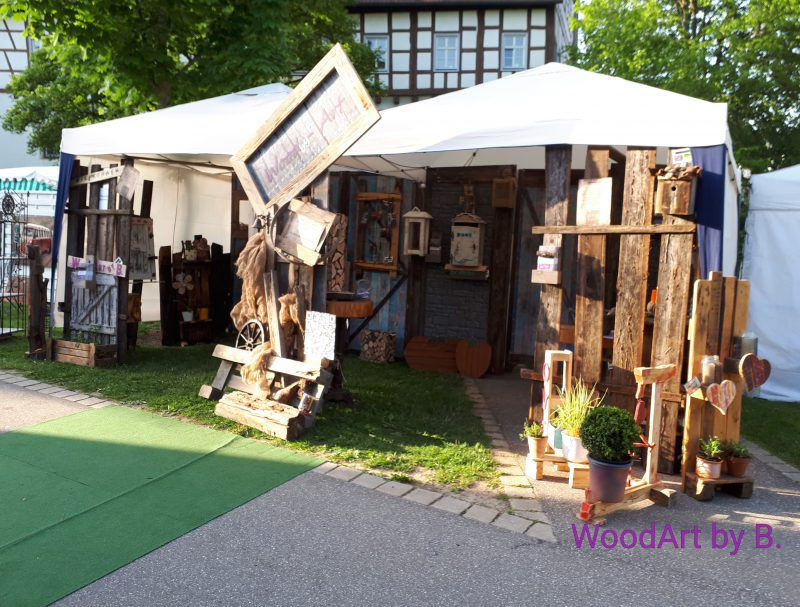 2019, Messestand Gartenmesse Nagold 2018_Workshop