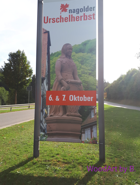 Urschelherbst 2018 in Nagold